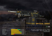 Fc5 weapon m249mil scopes optical