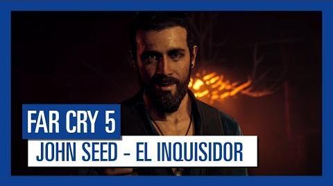 Far Cry 5 John Seed - El Inquisidor Personaje destacado