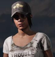 Fc5 female headwear aviator
