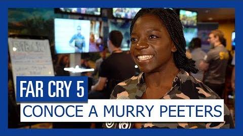 Far Cry 5 - Conoce a Murry Peeters, la actriz que da voz a Grace Armstrong