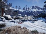 Deserted Expedition Camp