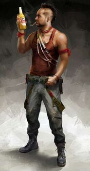 Farcry3 characters3