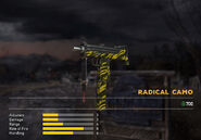 Fc5 weapon smg11 skin tigeryellow