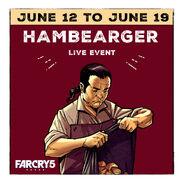 Fc5 live hambearger1