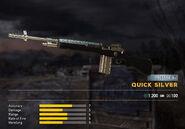 Fc5 weapon ms16 skin silver