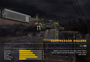 Fc5 weapon m249mil supps