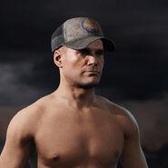 Fc5 truckerblue headgear