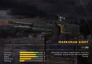 Fc5 weapon m60 scopes marksman