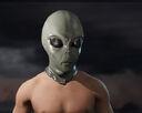 Fc5 mask alien male