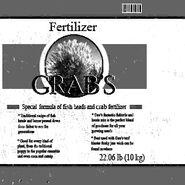 FC2 label Fertilizer Grabs