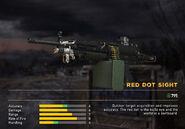 Fc5 weapon m249 scopes reddot