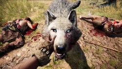 FCP Screen Pet Wolf BeastMaster