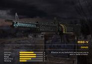 Fc5 weapon m60v