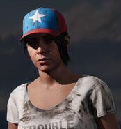 Fc5 female headwear americanmuscle