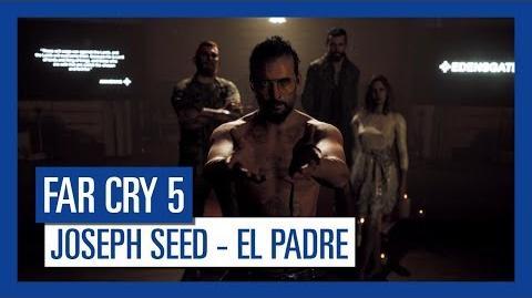 Far Cry 5 Joseph Seed – El Padre Personaje destacado