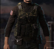 Fc5 militia upper