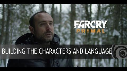 Far Cry Primal – Building the Characters and Language ES