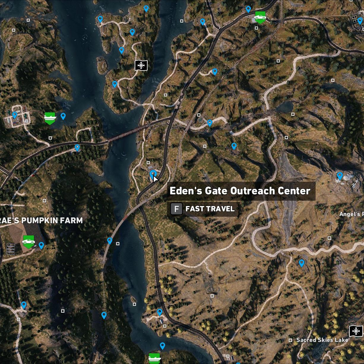 Eden's Gate Outreach Center