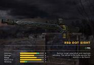 Fc5 weapon mg42 scopes reddot