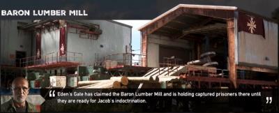 Baron Lumber Mill