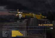 Fc5 weapon m249 skin yellow