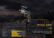 Fc5 weapon m9 scope optical