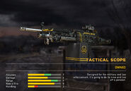 Fc5 weapon m249mil scopes tactical