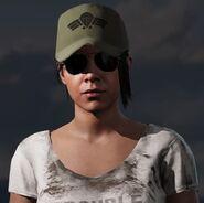 Fc5 female headwear mayday