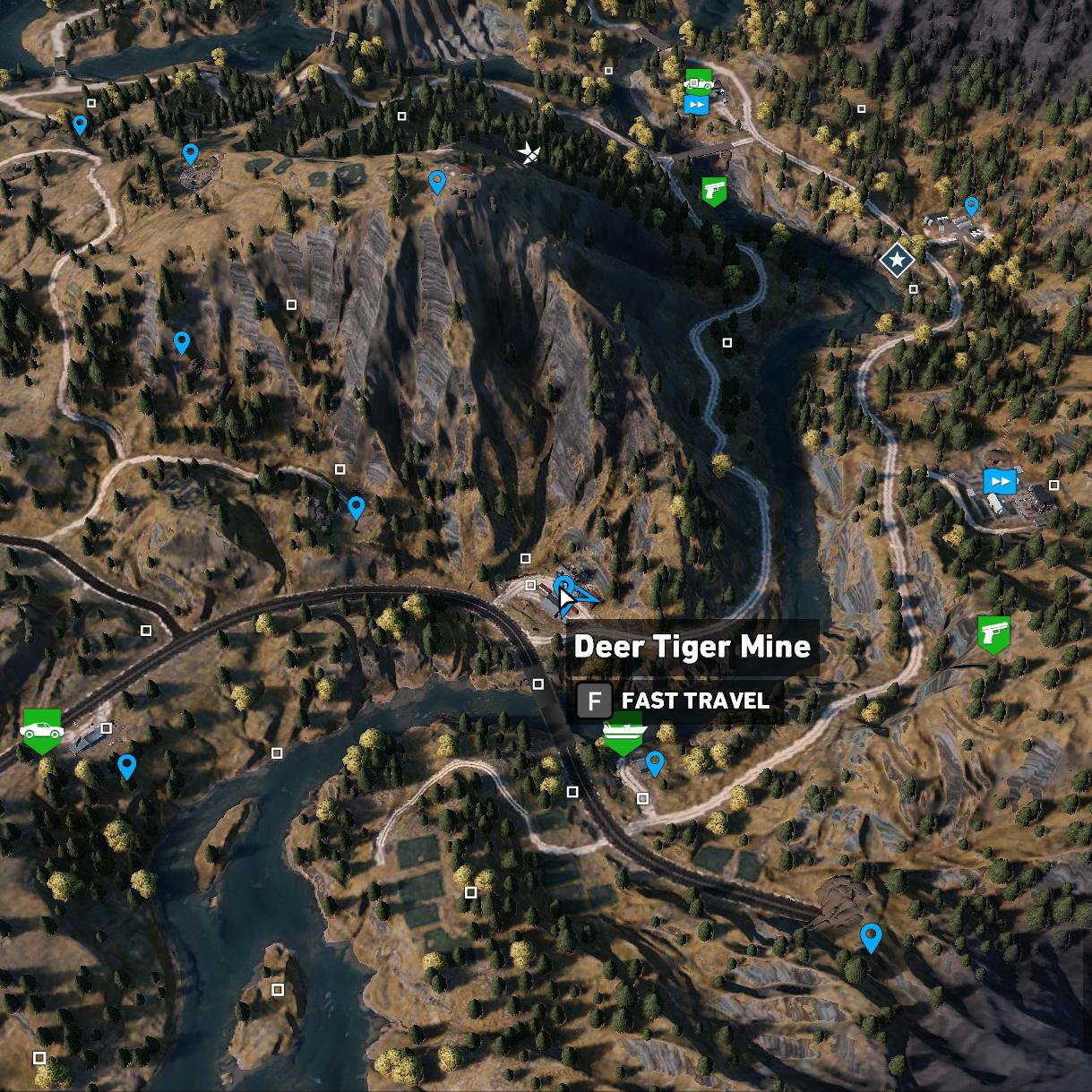 Deer Tiger Mine