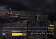 Fc5 weapon m60