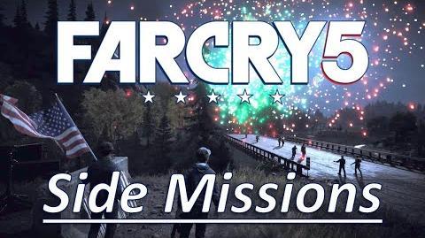 Spray and Pray - Clutch Nixon Challenge Side Mission - John's Region