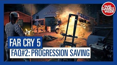 Far Cry 5 - Co-op - How is the progression saved?