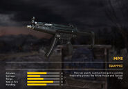 Fc5 weapon mp5