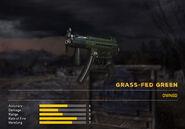 Fc5 weapon mp5k skin green