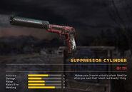 Fc5 weapon m9redflag barrel suppc