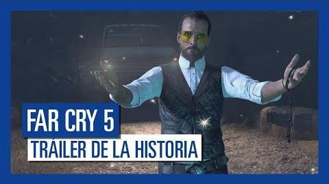 Far Cry 5 – Tráiler de la historia