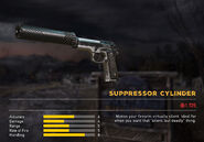 Fc5 weapon m9 suppc