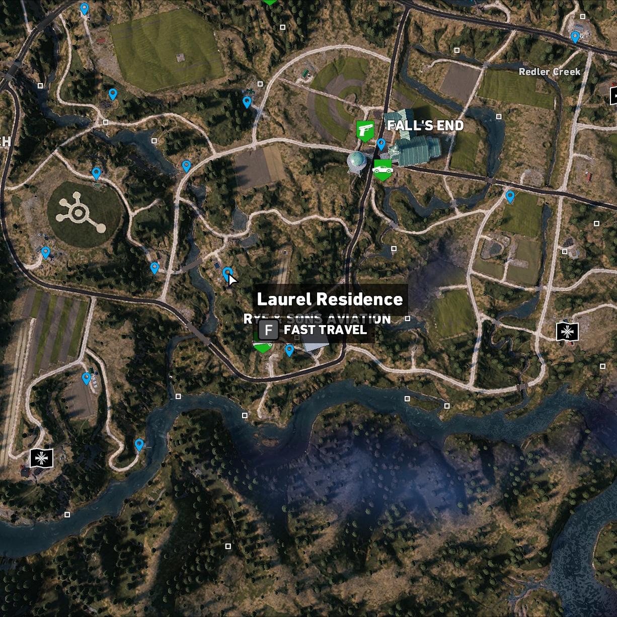 Laurel Residence