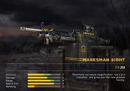 Fc5 weapon m249mil scopes marksman
