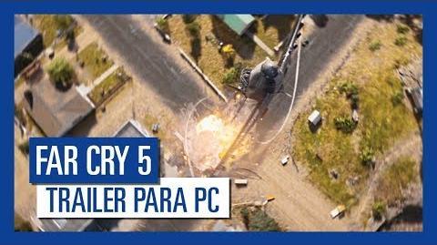 FAR CRY 5 - Tráiler para PC