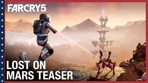 Far Cry 5 Lost On Mars Teaser Trailer Ubisoft NA