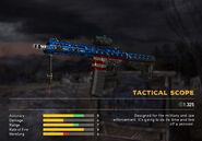Fc5 weapon arcstarsstripes scopes tactical
