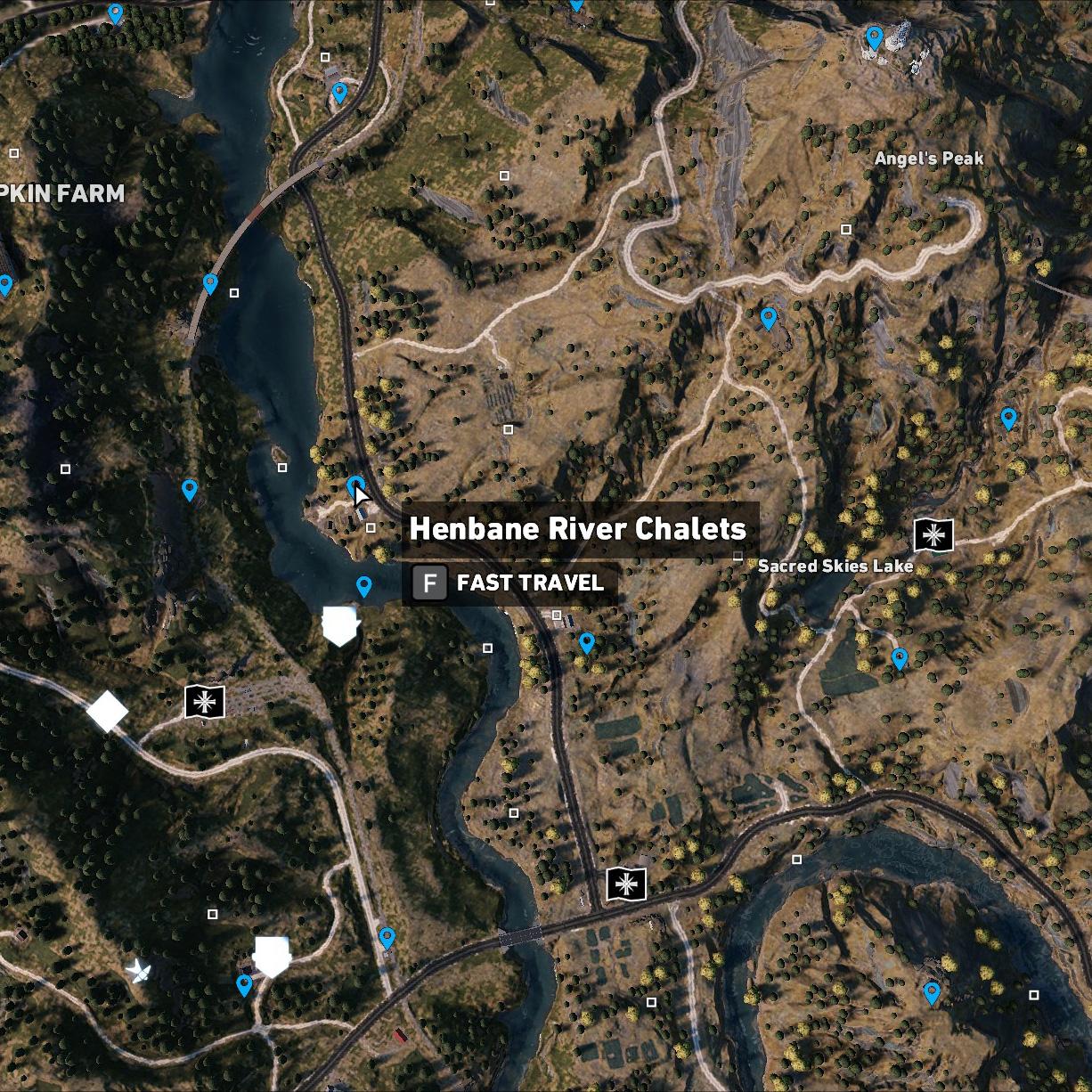 Henbane River Chalets