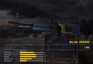 Fc5 weapon m60 skin blue