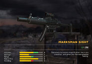 Fc5 weapon mp5sd scopes marksman