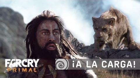 Far Cry Primal – ¡A la carga! - Tráiler con actores reales ES