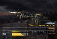 Fc5 weapon m249mil