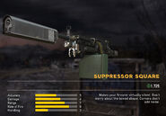 Fc5 weapon m249 supps