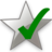 Crystal Clear action bookmark Silver approved wait.png