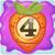 Carrot bomb 4 on slime